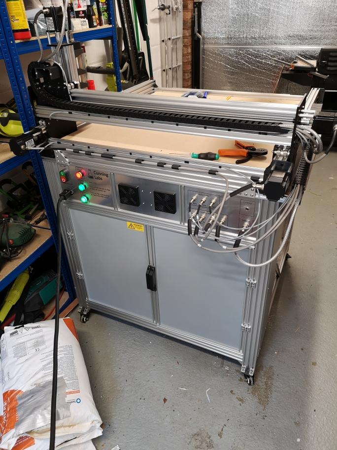 Workbee CNC Build   DIY Forums